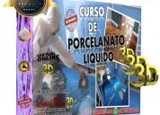 Curso porcelanato liquido 3d