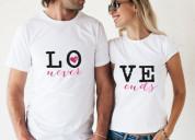 Fabricacion y venta de camisetas y tops estampados
