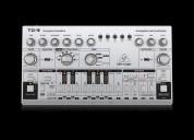 Behringer td3-sr sintetizador análogo de bajos