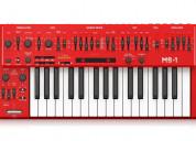Behringer ms-1rd sintetizador análogo real