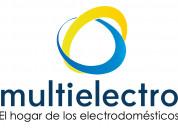 Multielectro, el hogar de los electrodomésticos