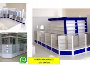 Muebles para hospitales.