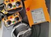 Control remoto 2 transmisores, un receptor @220v