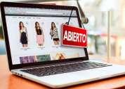Desarrollo de paginas web y tiendas virtuales adaptativas