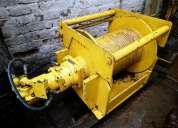 Winche hidraulico ph 40t cali