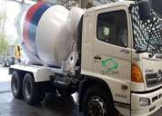 Alquiler y venta de camiones mixer