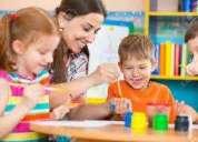 Profesora normalista primera infancia