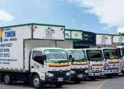 Acarreos timon carga mudanza operador logistico