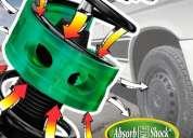 Reductor de impacto para amortiguadores