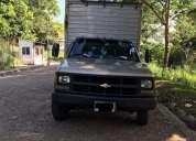Camioneta chevrolet cheyenne