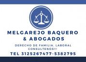 Atendemos consultas en derecho