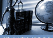 Abogados  representacion juridica