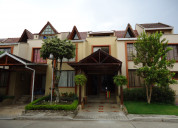 Vendo casa grande en conjunto residencial en villa