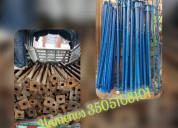 Parales metalicos nuevos o usados