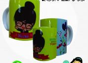 Mugs y pocillos personalizados