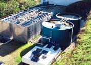 FabricaciÓn de plantas de tratamiento de aguas