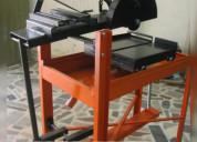 Cortadora de ladrillo para trabajo pesado