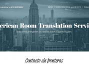 Traducción técnica profesional inglés español,