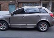 Chevrolet captiva 2011, automática, 3 litros