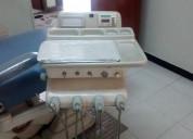 Venta unidad odontologica + compresor