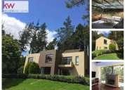 Casa campestre en venta en la calera arboretto la calera 3 dormitorios 1248 m2