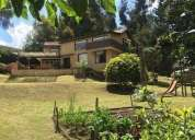 Casa en venta en la calera vereda el hato 4 dormitorios 2354 m2