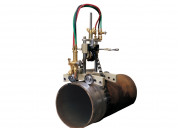 Biseladora manual para tubería de gran díametro cg