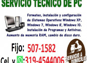 ReparaciÓn computadores envigado atn. t:5071582