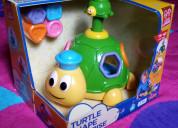 Venta de tortuga infantil shape surprise