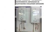 Reparación de calentadores challenger 3013145188