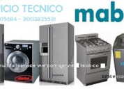 Mantenimiento mabe - servicio técnico barranquilla