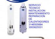 Servicio técnico de calentadores clasic