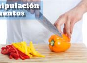 Curso de manipulacion de alimentos