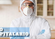 Curso de aseo hospitalario desinfeccion y limpieza