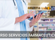 Curso de servicios farmaceuticos
