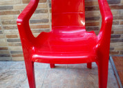 Venta de sillas de colores infantiles
