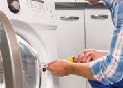 Reparación y/o mantenimiento neveras y lavadoras