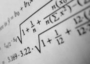 Se realizan trabajos y talleres de estadística