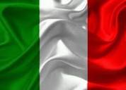ComprensiÓn cultural con las clases de italiano.