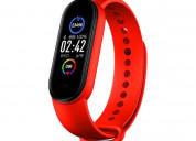 Reloj pulsera smart band m5