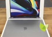 Nuevo apple macbook pro 16- i9 - intel core 9th ge