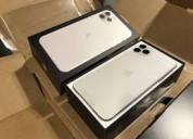Nuevo apple iphone 11-11 pro max 256gb desbloquead