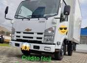 Vendo camiones y buses chevrolet