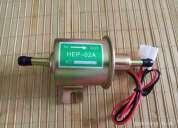 Bomba electrica de combustible 12v, consultar