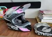 Vendo casco para moto o neal serie 3 talla s