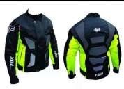 Chaqueta moto proteccion antifriccion dim, consultar precio