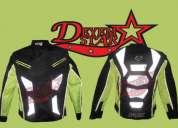 Proteccion para motociclistas