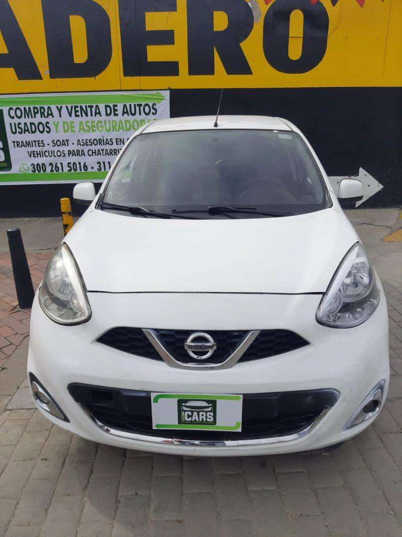 nissan march 2015, contactarse