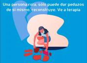 Psicólogo medellín - terapia individual.