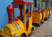 Fabricamos y diseÑamos trenes